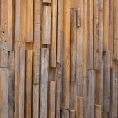 Timber wood brown wall background — Foto de Stock