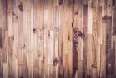 коричневый деревянные планки фон — Стоковое фото