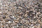 Pebble stone texture background — Stock fotografie