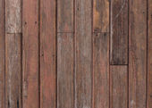 Timber wood brown wall plank background — Stock Photo