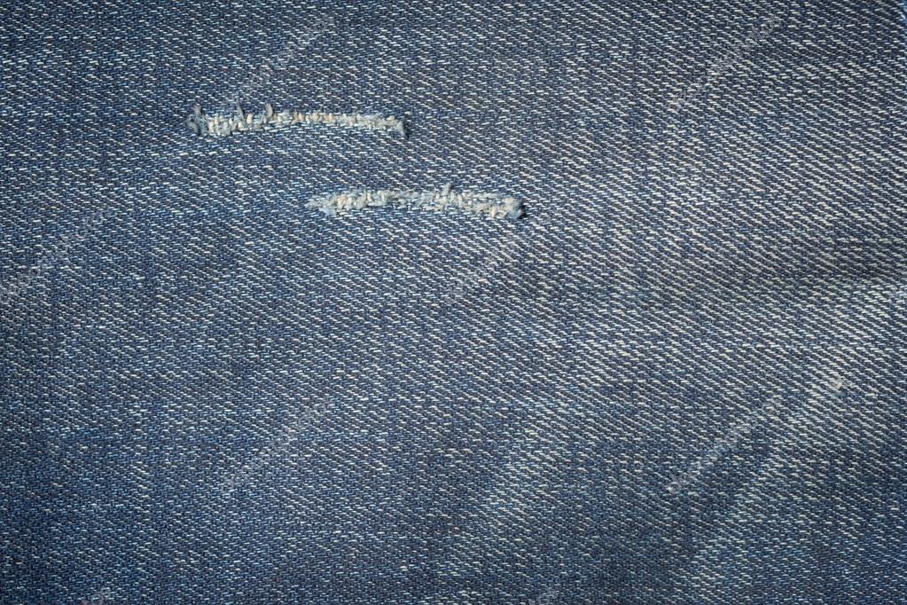 蓝色牛仔牛仔裤纹理背景