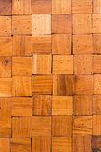 木材的正方形纹理背景 — 图库照片