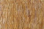 使用的砖背景墙上装饰首页 — 图库照片