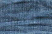 Denim jean textur bakgrund — Stockfoto