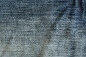 Denim ontwerp van mode jeans textiel achtergrond — Stockfoto