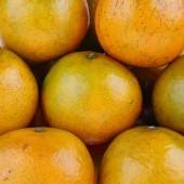 Imagem de perder-se de frutas tropicais do grupo laranjas — Fotografia Stock