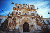Alcobaça Monastery, Portugal — Stock Photo