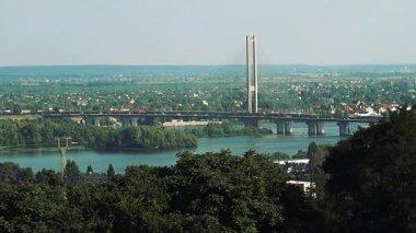 Kiev city sightsees timelapse — Stock Video