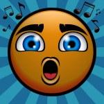 SING Emotion — Stock Vector #62309479