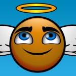Angel — Stock Vector #62309481