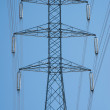 High voltage tower — Stock Photo #52976353