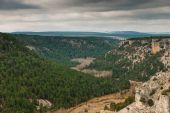 Lobos river canyon — Stock Photo