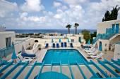 Holiday resort, Cyprus — Stock Photo