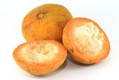 Santol fruit isolated — Stock Photo
