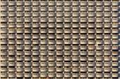Balconies of a building background — Stockfoto