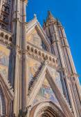 Cathedral of Orvieto,Italy — 图库照片