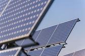 Painéis solares — Fotografia Stock