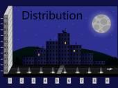Distribution — Stock Vector