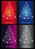 クリスマス デザイン — ストックベクタ
