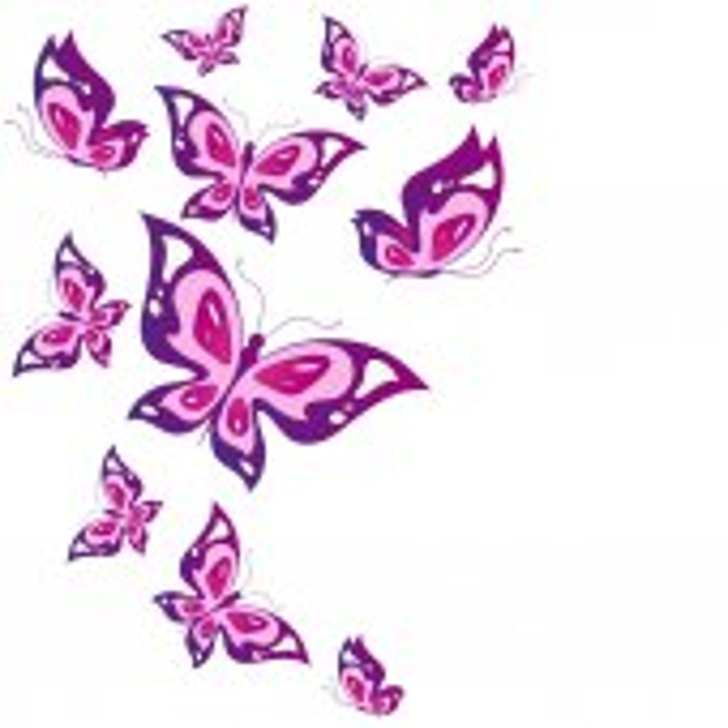 Butterflies card design — Stockvektor