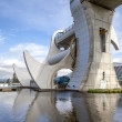Falkirk Wheel, Scotland 7 — Stock Photo #52289169