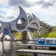 Falkirk Wheel, Scotland 9 — Stock Photo #52289245