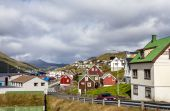 Klaksvik Faroe Island, North Atlantic2 — Stock Photo