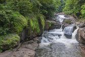 Nangrong Waterfall in Nakhon Nayok Province , Thailand — Stock Photo