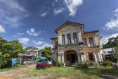 Old Phuket Town is located on Phuket City — Stock Photo