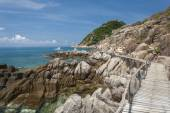 Nang Yuan island in Thailand — Stock Photo