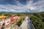 Chinese town in pai city Thailand — Stock Photo