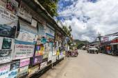 Walking Street in Pai — Stock Photo