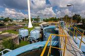 Water Treatment Plant — Stock Photo