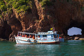 Koh Talu is a private island in the Gulf of Thailand — Stock Photo