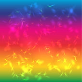 Abstract background bright saturated. Rainbow. Glare. vector — Stock Vector