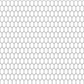 Snake skin texture. Seamless pattern black and white background. Vector — Stock Vector