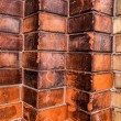 Bricks wall with angles — Stock Photo #66197999