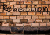 Rebellion — Stock Photo