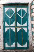 Details of the gate, Egypt — Stock Photo
