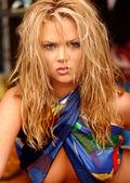 Meet Brittney Godwin - One Outstanding Model — Stock Photo