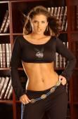 Miss Playboy St. Augustine - Playboy Top — Stock Photo
