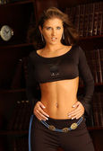 Miss Playboy St. Augustine - Playboy Top — Stockfoto