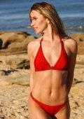 Supermodel Eva Nadenchova — Stock Photo