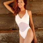 Постер, плакат: Playboy Model Angela Storms