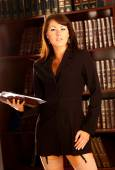 Conservative Bussiness Suit - Lawyer Style — Stock Photo
