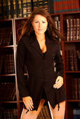 Conservative Bussiness Suit - Lawyer Style — Foto Stock