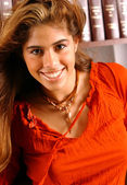 Beautiful Brazilain Model Borba — Stock Photo