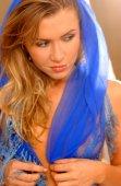 Supermodel Eva Nadenichova — Stock Photo