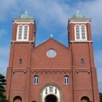 Urakami Cathedral, Nagasaki Japan — Stock Photo #51860103
