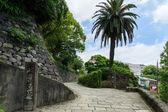 荷兰坡 (狮头坂) 在长崎,日本 — 图库照片